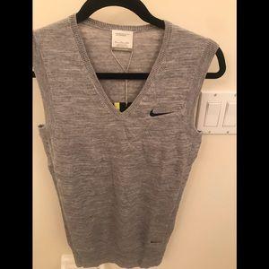 Nike Vest - gray - Small - Tall
